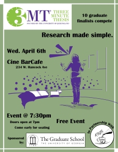 3MT Thesis 2016
