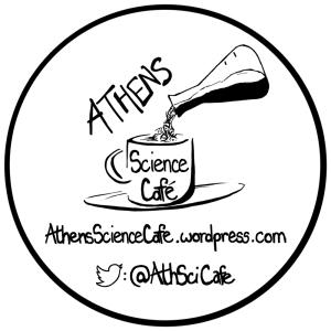 AthensScienceCafeSticker